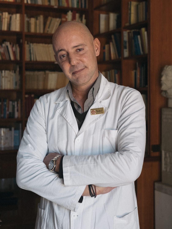 Dr. GIANLUCA MORELLI